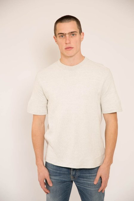 ODIN New York Two-Ply Short Sleeve Tee