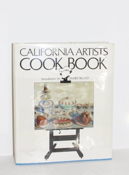 California Artists Cookbook