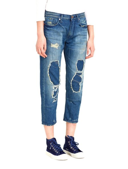 YMC WASH AND MEND JEAN