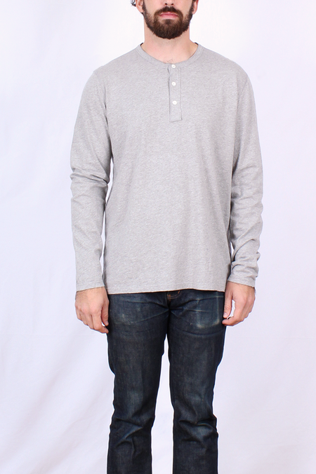 Hartford Cotton Slub Henley