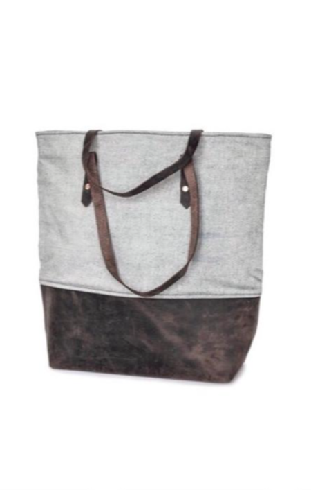 Sunday Supply Co. Mills Tote - Reverse