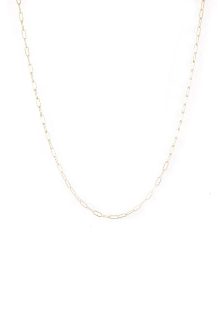 Wolf Circus Maggie Necklace - Gold