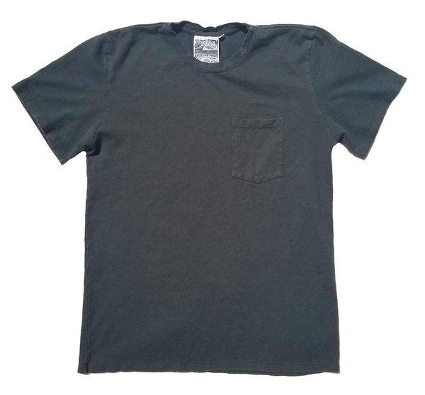 Baja Short Sleeve Pocket Tee / forest green