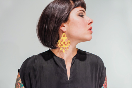 Nikki Jacoby Nefer Earrings