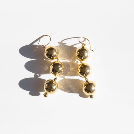Young Frankk Bauble Earrings