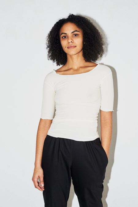 Baserange Cotton Pama 3/4 - Off White