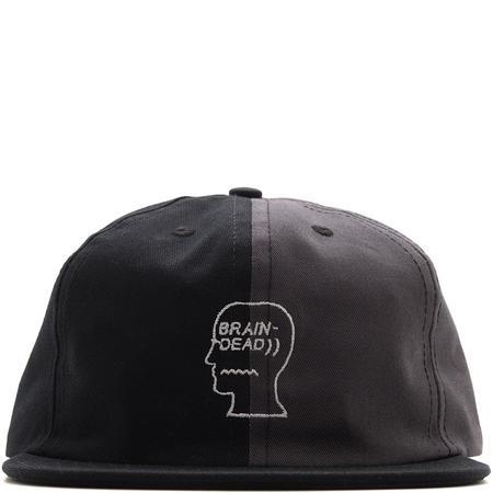 Brain Dead Split Color Hat