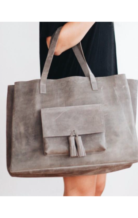 Boutonne Margaret Carry All Tote - Grey