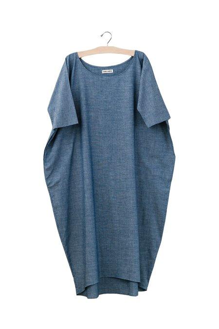 Rachel Craven Textiles Long Cocoon Dress - Chambray