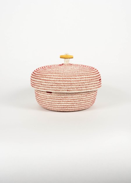 The Northern Market Baskets Vessel + Lid