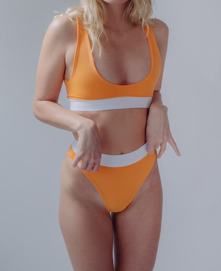 Fin and Ray Far Top 2 - Orange
