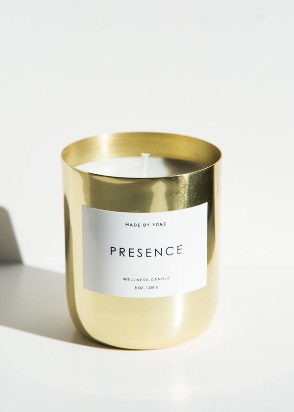 Yoke Presence Soy Candle 8oz