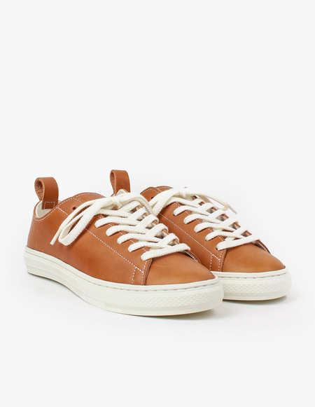 Buddy Bull Terrier Low Smooth sneaker - Camel