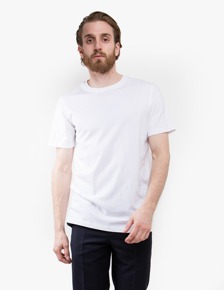 Norse Projects Niels Standard T Shirt - white