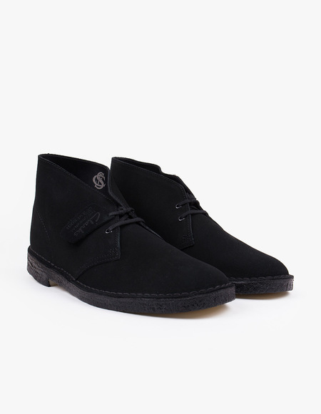 Clarks Originals Desert Boot - Black