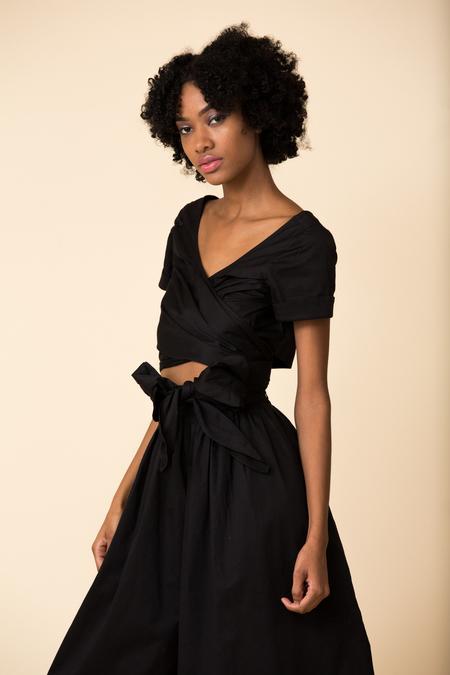 Mara Hoffman Penelope Top - Black