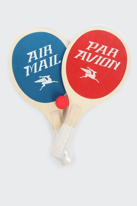 Izola Par Avion Paddle Ball Set