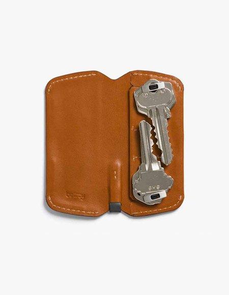 UNISEX Bellroy Key Cover Plus - Caramel