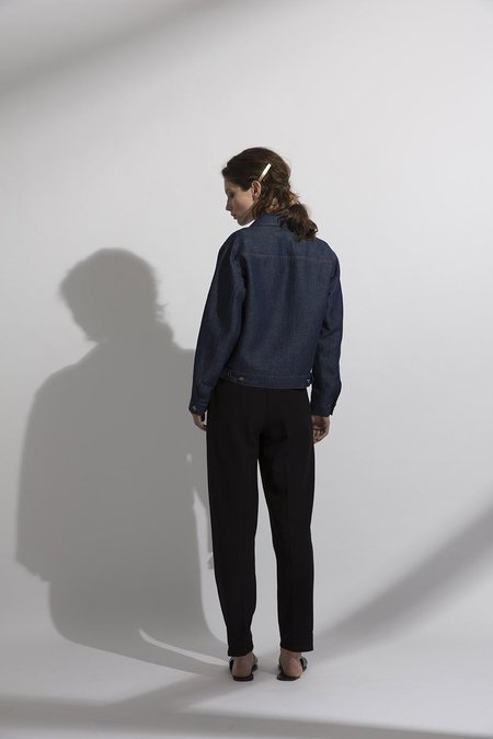 Sherie Muijs Jacket No. 17 - Washed Denim