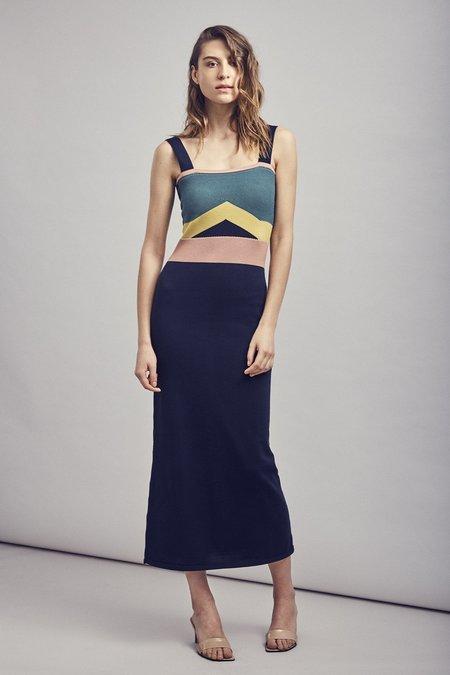 Mila Zovko Luna Dress - Multi