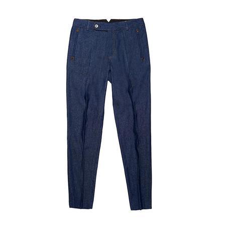 Krammer & Stoudt Cooper Pleated Trouser