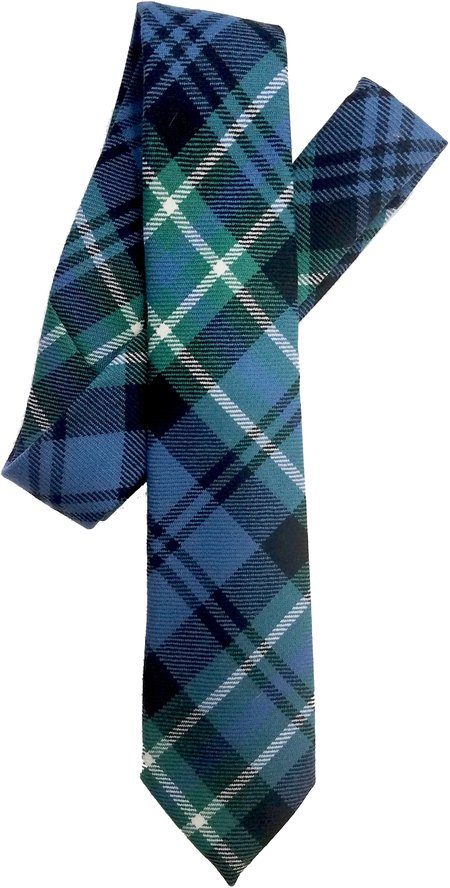 David Hart Mcmillan Tartan Tie