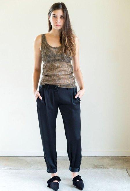 Nili Lotan Bertina Pants in Black