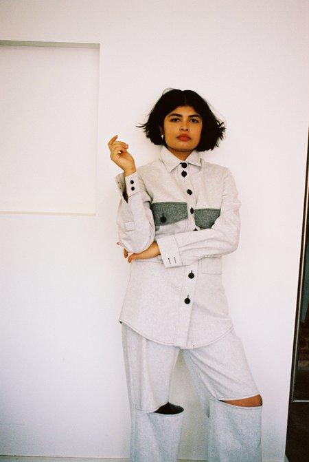 Mathys Sinclair Justine Denim Shirt