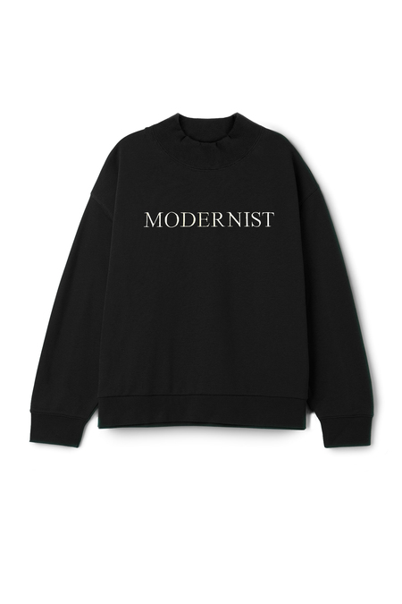 Vender Modernist Mock Neck