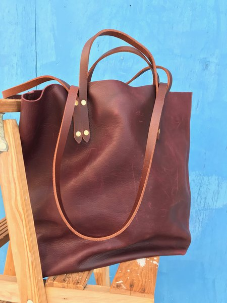 Eleven Thirty Romy Tote bag in Bordeaux