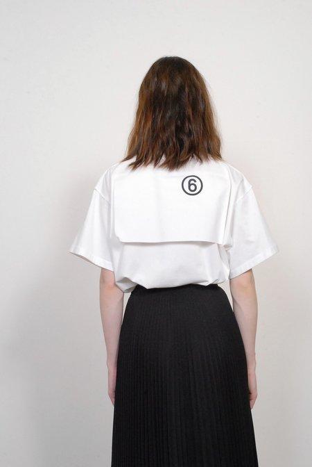 MM6 by Maison Margiela T-Shirt - White