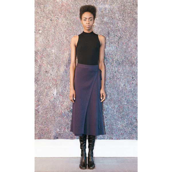 Pari Desai Wrap Skirt