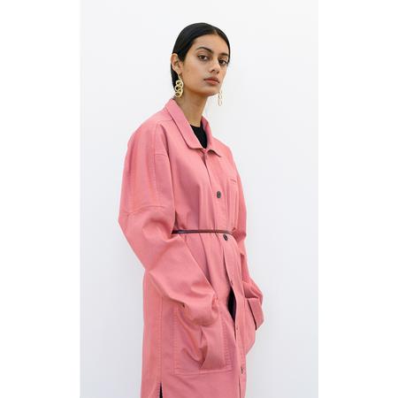 Pari Desai Reed Mid Length Coat