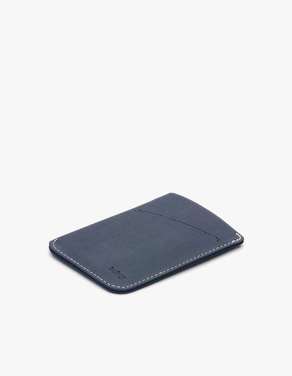 Bellroy Card Sleeve Blue Steel