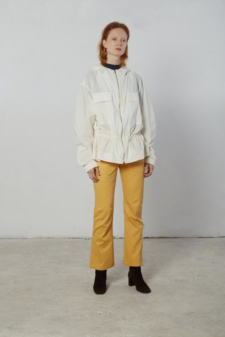 Nomia Cropped Parka