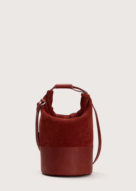 FEIT Small Navy Bag Rust