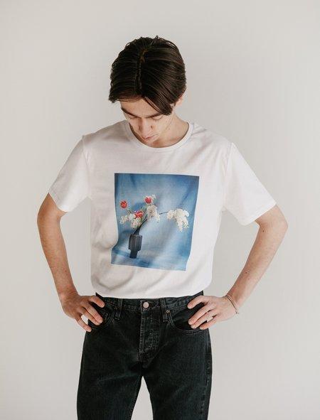 Idea Ikebana Red Tulips T-Shirt
