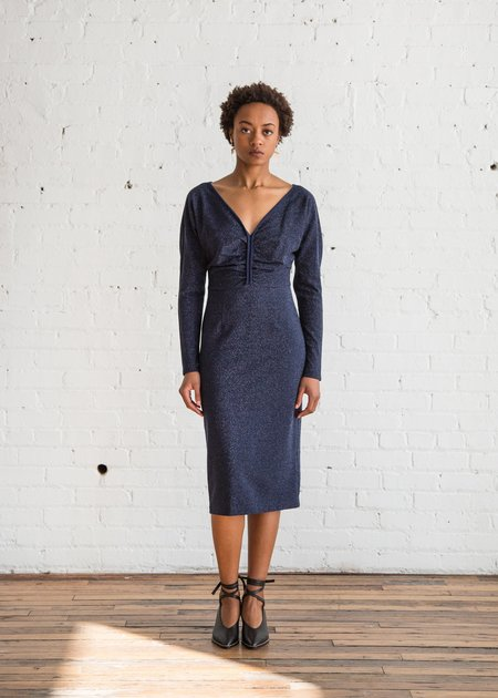 Rachel Comey Temper Dress Navy