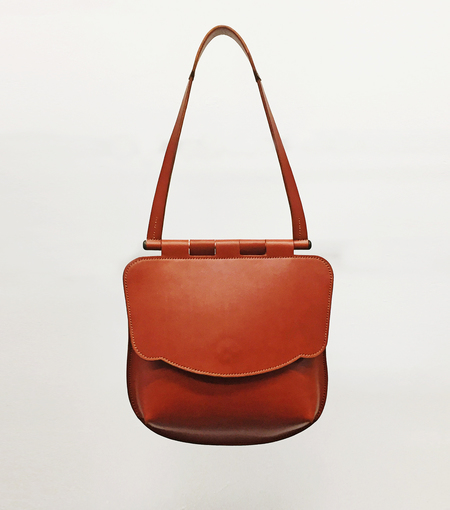 Bartleby Objects Brunella Leather Bag
