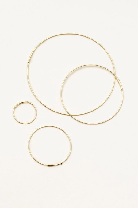 Kathleen Whitaker Hoop Earring - Small
