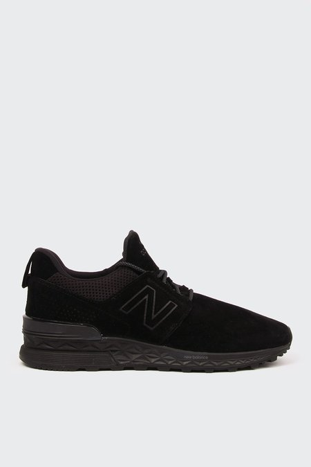New Balance 574 Decon - Triple black