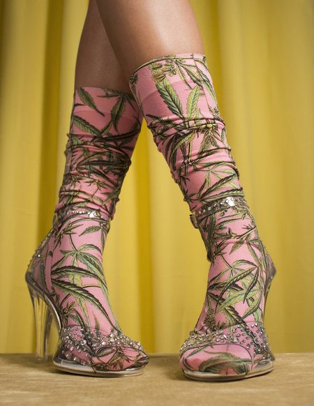 Strathcona Mary Jane Stockings