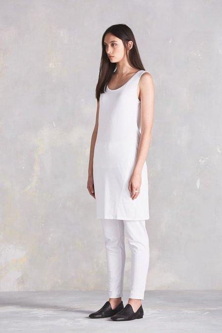 Kowtow Building Block Singlet Dress - White