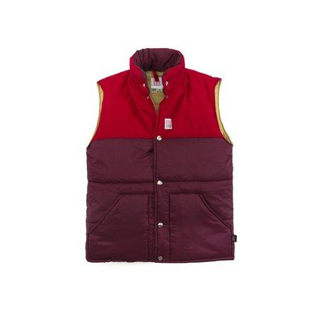 Men's Topo Designs Puffer Vest