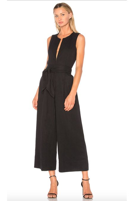 Ulla Johnson Cunningham Jumpsuit - Noir