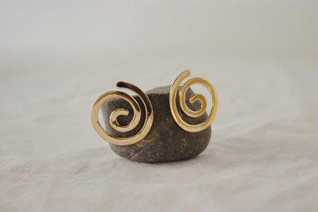 Luiny Spiral Earrings