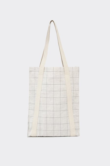 Alex Crane Tam Tote - Whitewash
