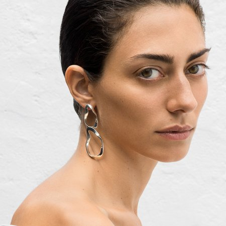 AGMES Small Viviane Earrings