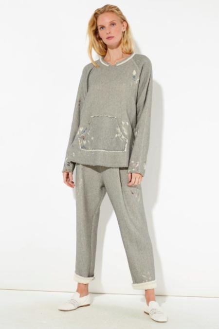 Raquel Allegra Tunic Sweatshirt - Paint